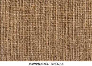Burlap Canvas Natural Brown Coarse Grunge Texture