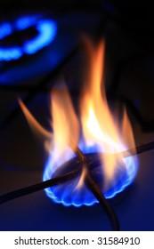 burn burn gas!