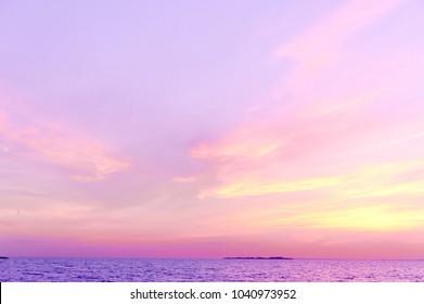 Burning Heavens Skies View
