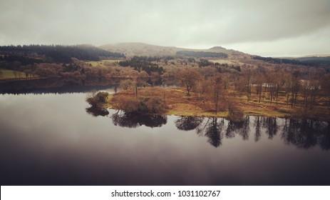 Burrator Reservoir Dartmoor