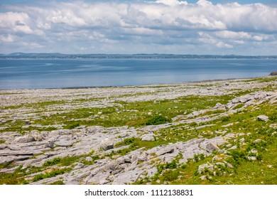 Burren National Park in Ireland