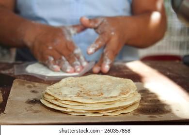 burritos tacos tortillas typical foods maya tulum mexico