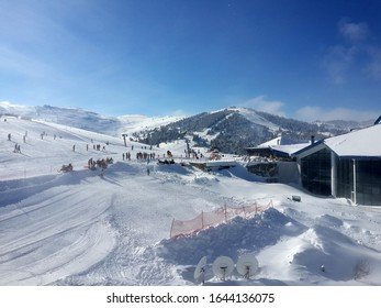 bursa city turkey country holiday ski center uludag