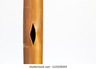 Burst copper water pipe due to frost