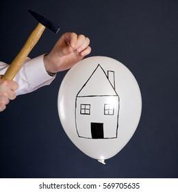 Bursting The Real Estate Bubble