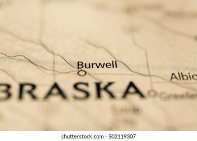 Burwell Nebraska Map.Burwell Images Stock Photos Vectors Shutterstock