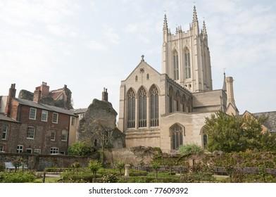 Bury St Edmunds, England