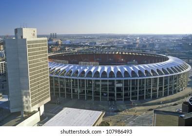 Busch Stadium, Downtown St. Louis, Missouri