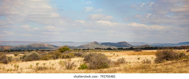 The Bushveld is a sub-tropical woodland ecoregion of Southern Africa, Botswana