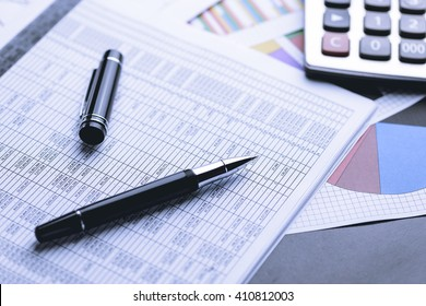 Business accounting , Business documents, Business accounting , Business Financial