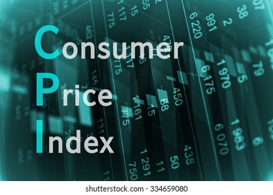 Business Acronym CPI as Consumer Price Index.