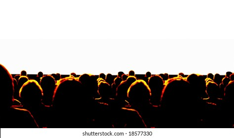 Business Audience at convention