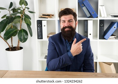 Business auditor. Modern businessman. Confident brutal man auditor. Male fashion in business office. Businessman in formal suit. happy man auditor. Bearded man auditor. Mature hipster with beard.