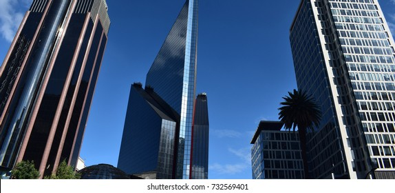 Business Buildings, Architecture, Mexico city