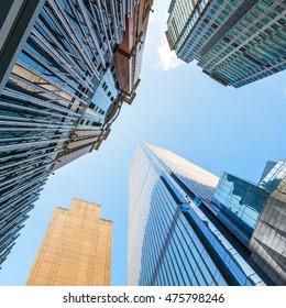 business buildings- Chongqing, China