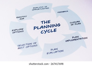 Business Chart - Planning Cycle