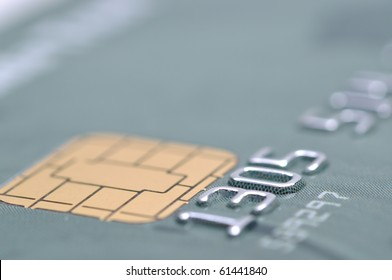 Business chip card