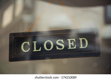 Business Closed