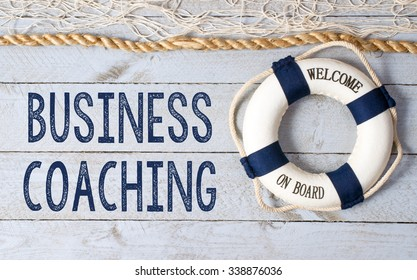 Business Coaching - Welcome on Board