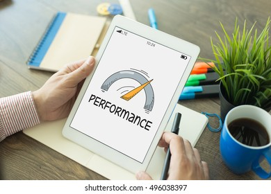 BUSINESS COMMUNICATION STRATEGY PERFORMANCE CONCEPT