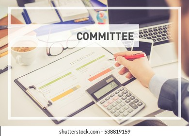 BUSINESS CONCEPT: COMMITTEE