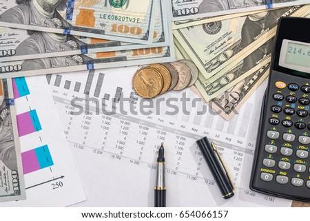 business concept home budget calculator money stock photo edit now