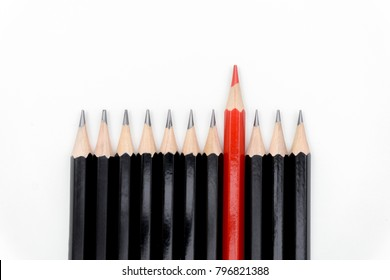 Business concept planning using pencil