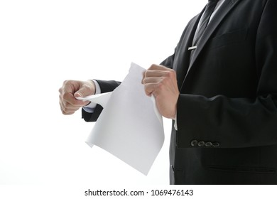 Business concepts, discard contract