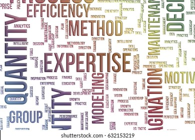 Business conceptual, colorful word clouds for web page, graphic design, texture, catalog, wallpaper or background.