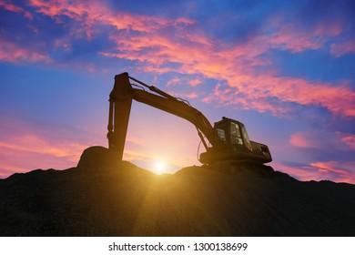 Business construction. construction site area.
