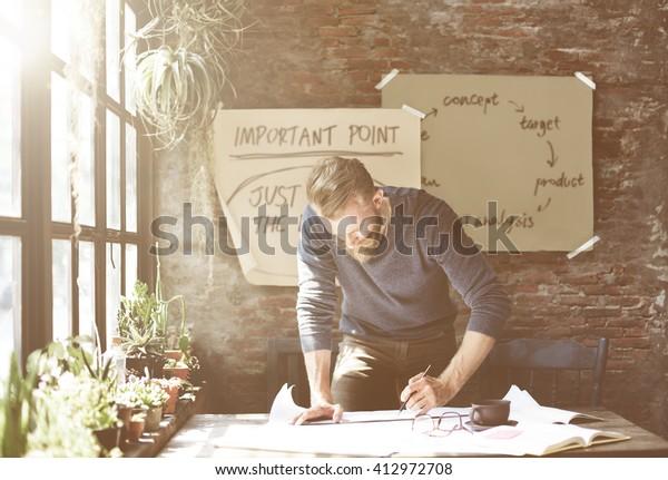 Business Corporate Enterprise Functional Growth Concept