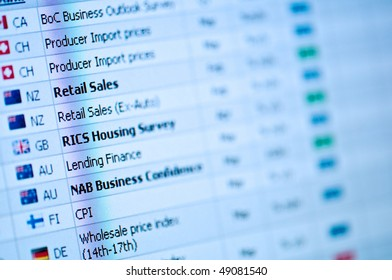 business data and statistics
