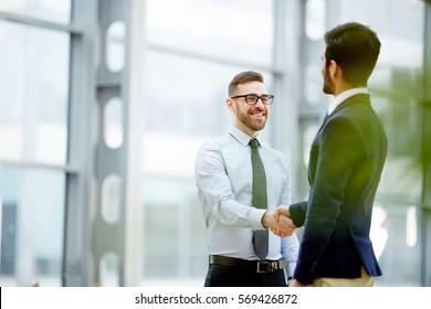 Business deal - Shutterstock ID 569426872