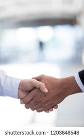 Business Deal | Hand shaking