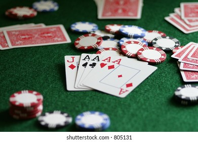 Business dealings or Vegas gaming, the right combo of skill & luck can bring in big winnings.