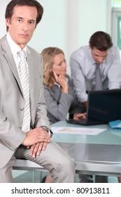 Business director