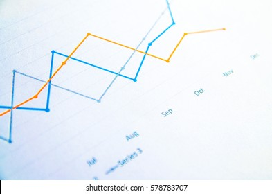 business Graphs and Charts Report (graph)