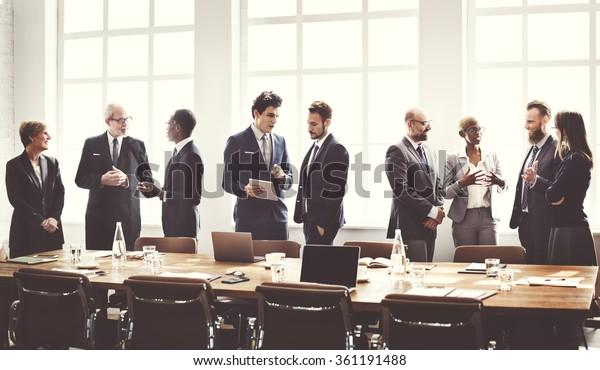 Arbeitskonzept der Unternehmensgruppe Diskussionsstrategie