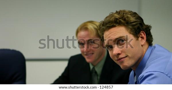 business guys