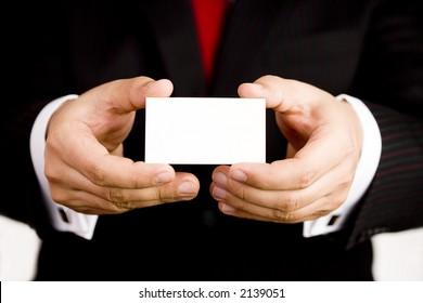 business hands, man in suit