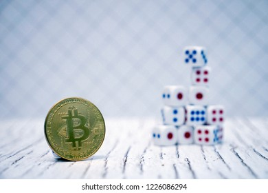 Crypto Currency Risk Images, Stock Photos & Vectors | Shutterstock