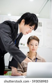 Business image (new recruits · women's success · teamwork)
