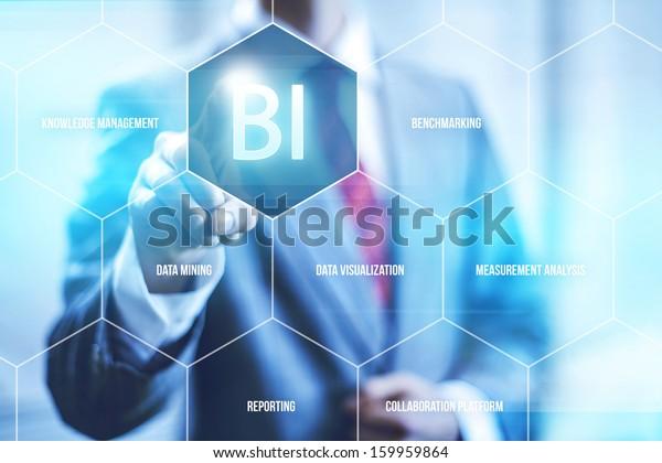 El concepto de inteligencia de negocios presiona la selección de BI