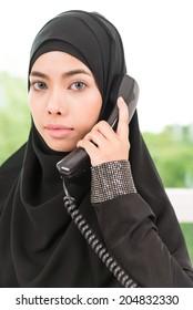 business Islam woman