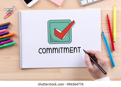 BUSINESS LEADERSHIP COMMITMENT CONCEPT