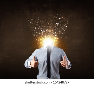 Exploding Head Images, Stock Photos & Vectors | Shutterstock