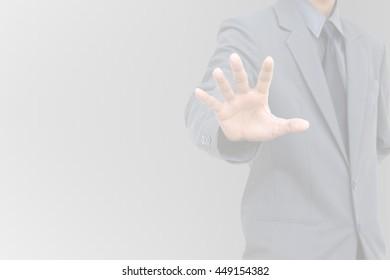 Business man template