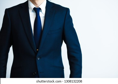 business man wearing suits