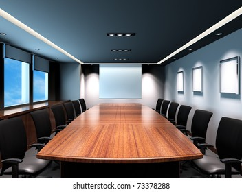 office meeting rooms. Business Meeting Room In Office With Modern Decoration Rooms