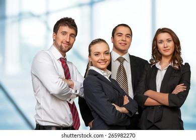 Business, Men, People.